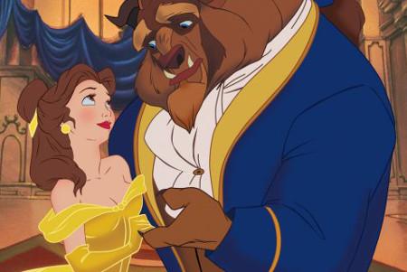 La Belle et la Bête Disney