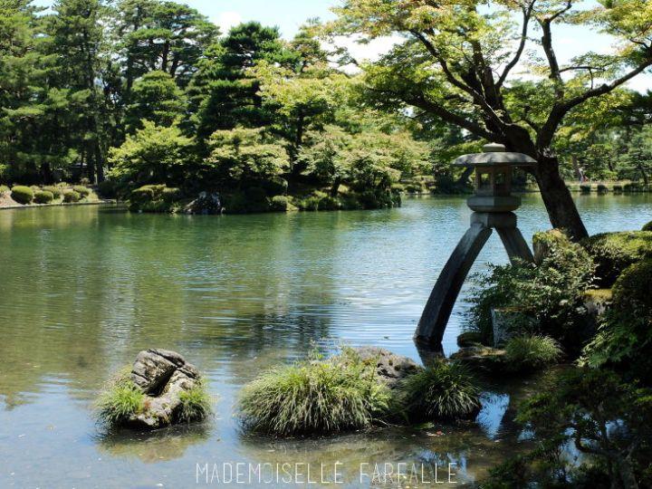 jardin Kenroku-en Kanazawa