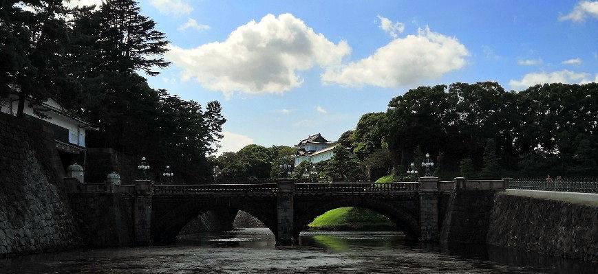 Carnet de voyage au Japon #3 – Tokyo // Le quartier du palais impérial et Ginza
