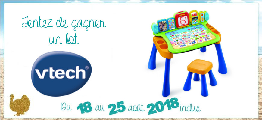 concours blog vtech