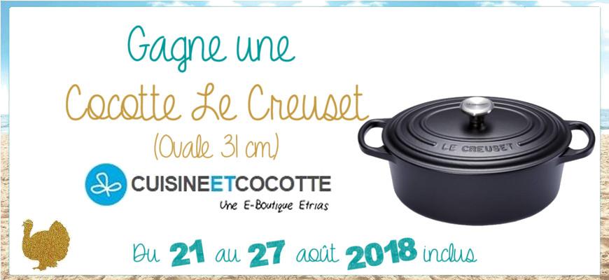 Concours Le Creuset