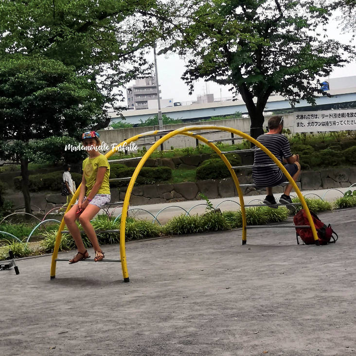 Rivière Sumida Tokyo