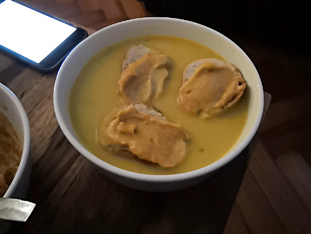 soupe de poisson maison