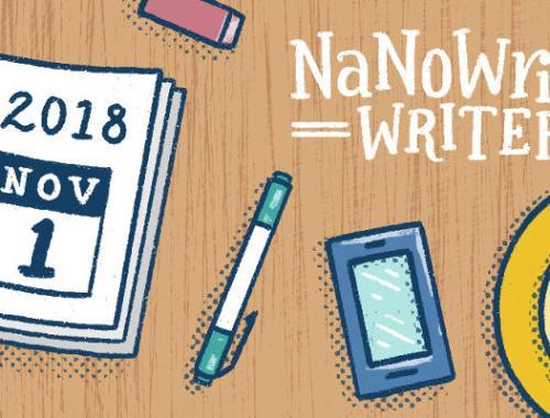 nanowrimo 2018