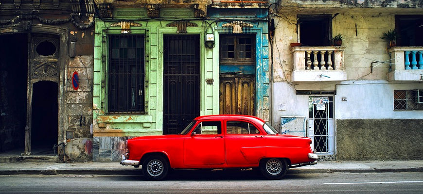 Notre grand voyage de 2019 sera Cuba!
