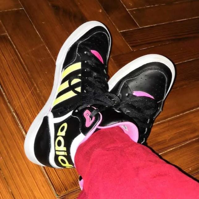 Baskets montantes Adidas