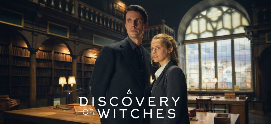 [Série] A Discovery of Witches
