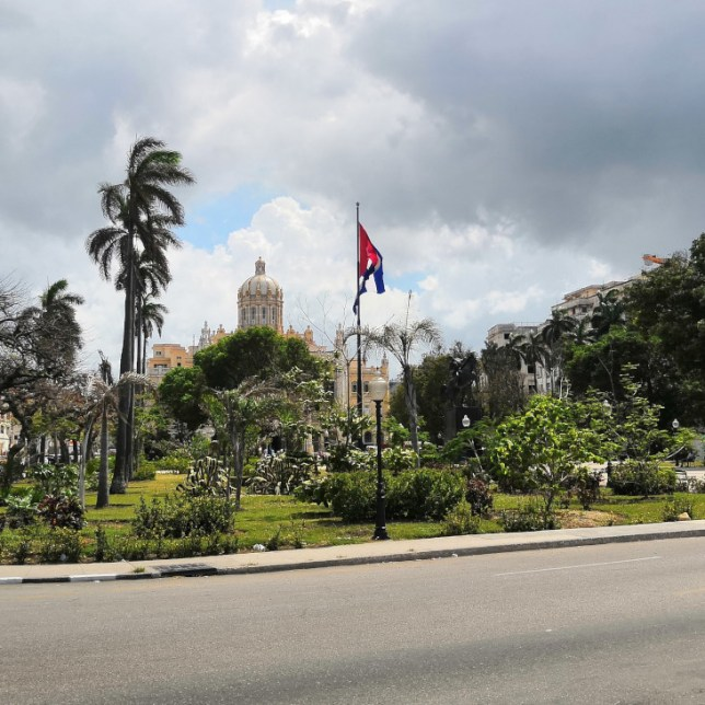 La Havane drapeau Cuba