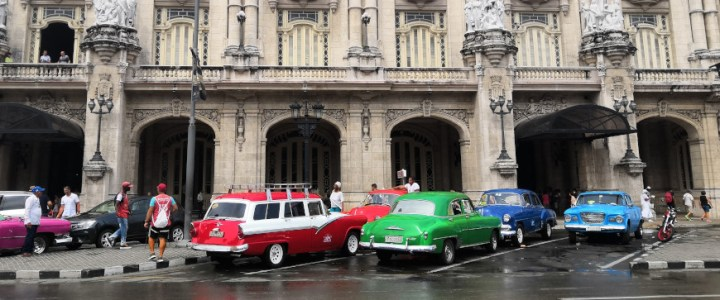 vieilles américaines Cuba