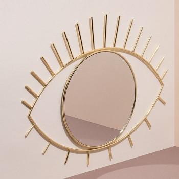 miroir oeil