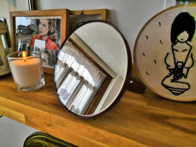 Miroir Ring Elisabeth Hertzfeld