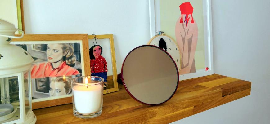 A la découverte de la Designerbox avec le miroir à poser Ring