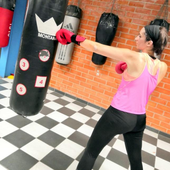 boxe Lille femme