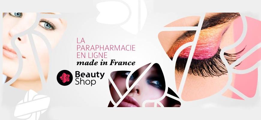 Beautyshop, la parapharmacie en ligne (+Concours)
