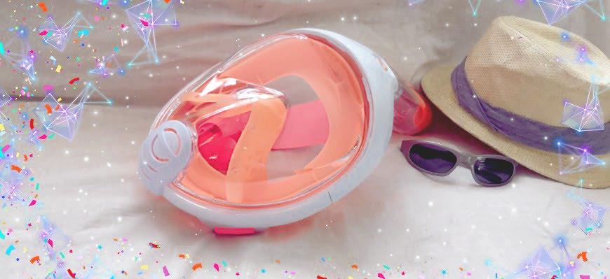 Le masque de snorkeling Subea pour les enfants