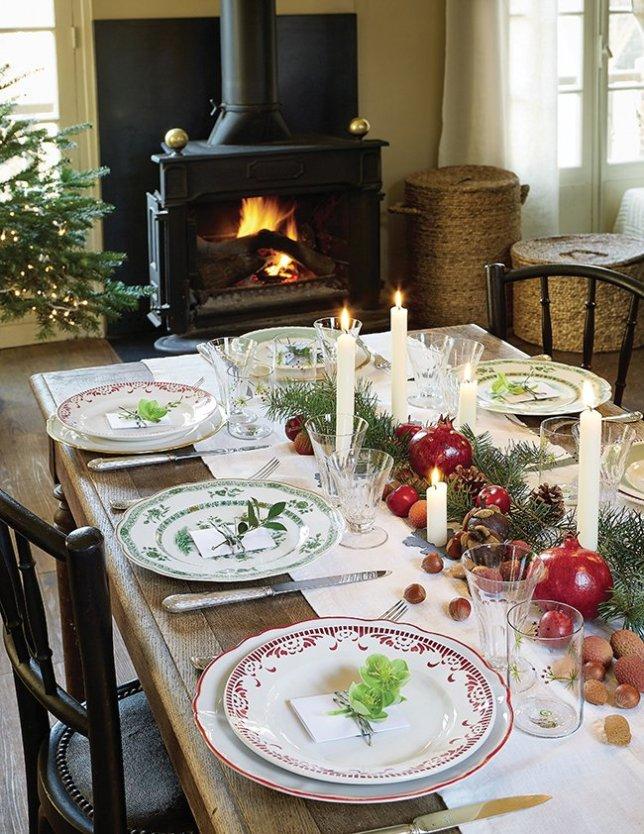 table-de-noel-diy