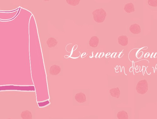 Sweat Courcelles Cozy Little World