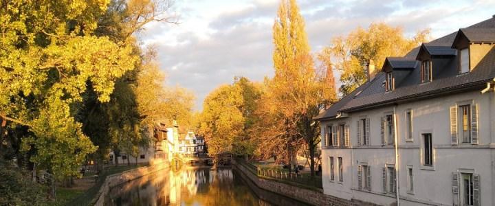 weekend en famille à Strasbourg