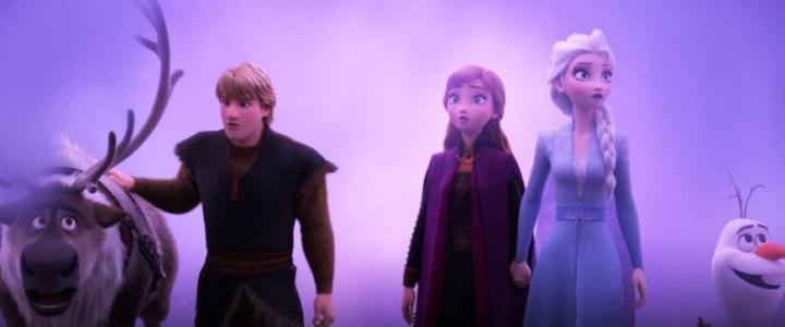 Avis La reine des neiges 2