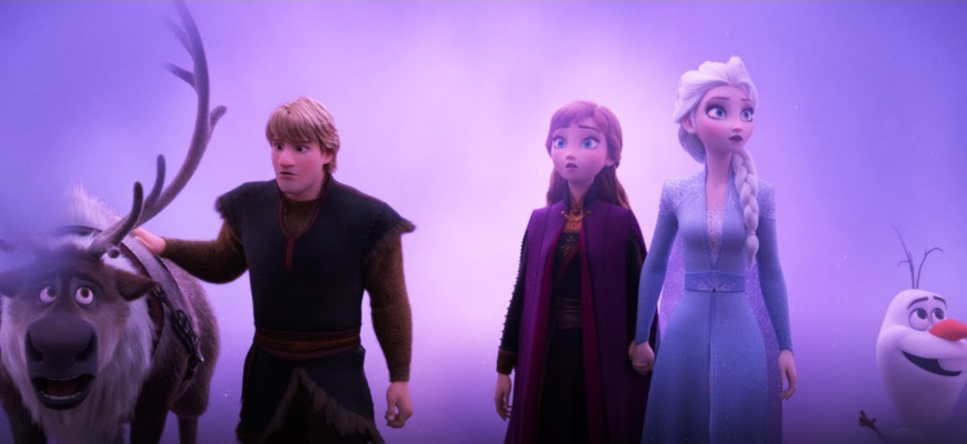 [Cinéma] La reine des neiges 2