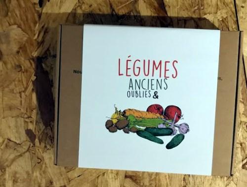 Box Légumes Anciens & Oubliés