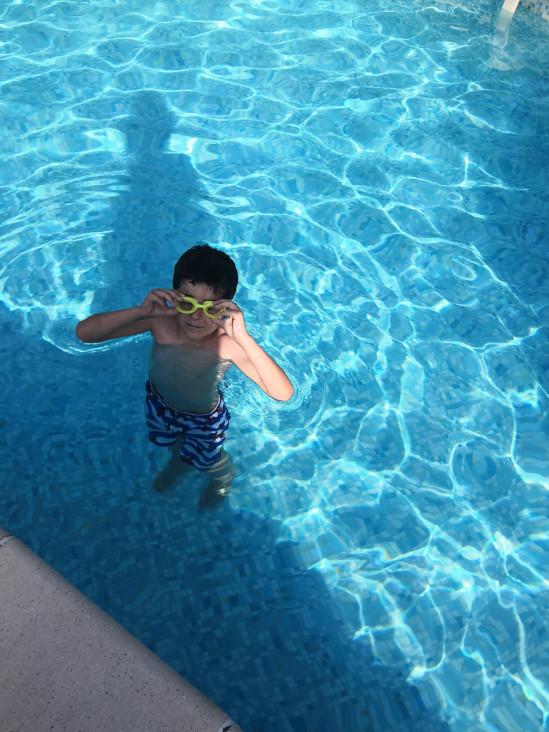 Raoul piscine