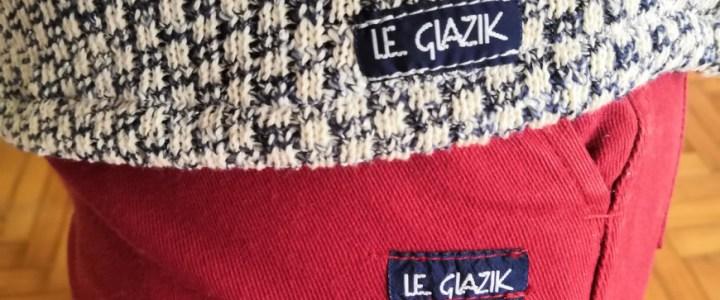 [Look] Au chaud et stylée avec Le Glazik