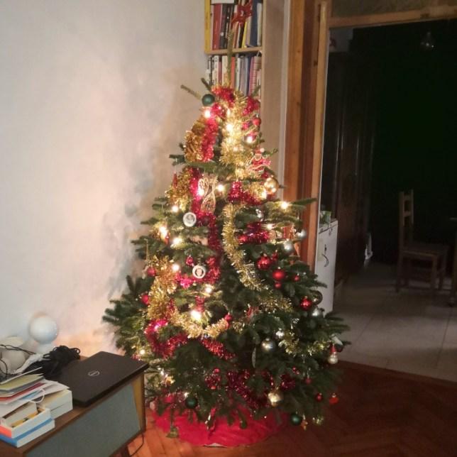 sapin de Noël 2020