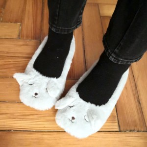 Chaussons mignons