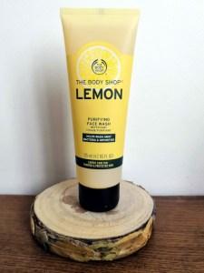 Nettoyant Visage Purifiant Citron