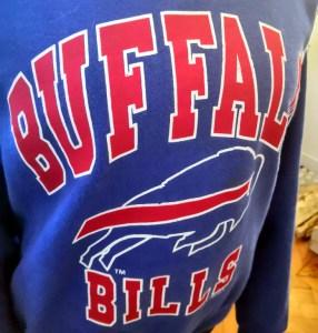 Sweat Buffalo Bills