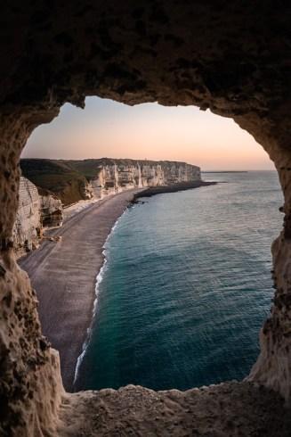 5 lieux à visiter absolument en Normandie - Etretat