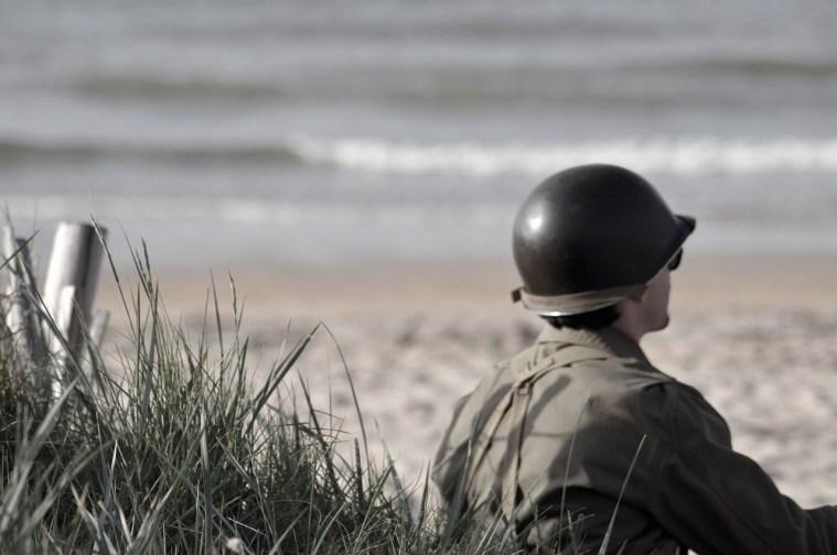 5 lieux à visiter absolument en Normandie - Plages du débarquement.