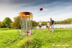 Disc golf vendée, accrobranche