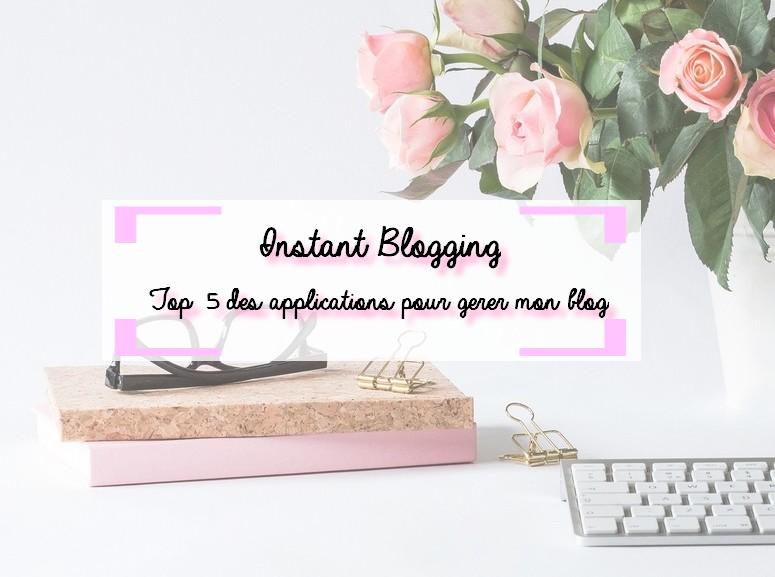 Blog astuces applications