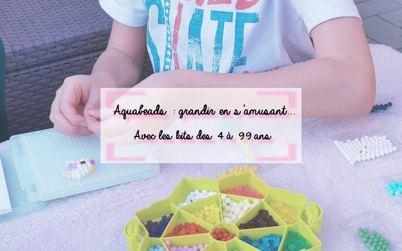 Aquabeads, le meilleur kit de perles à eau