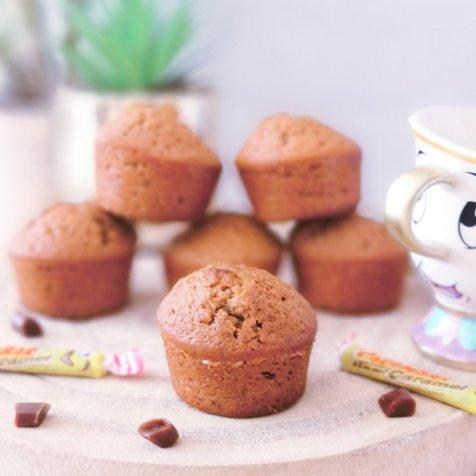 Recette Recette de muffins aux Carambar