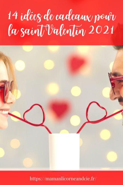 14 idées de cadeaux pour la saint Valentin 2021