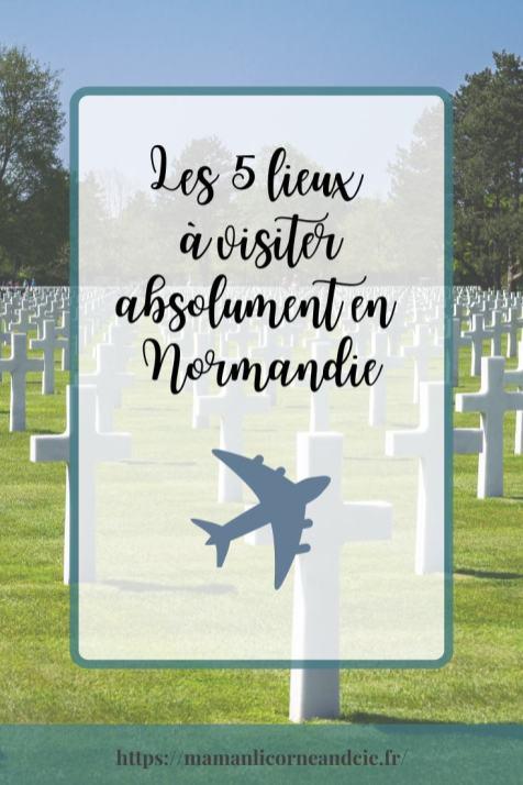 Que visiter en Normandie _