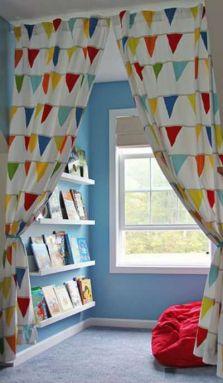 Coin lecture enfant petit espace