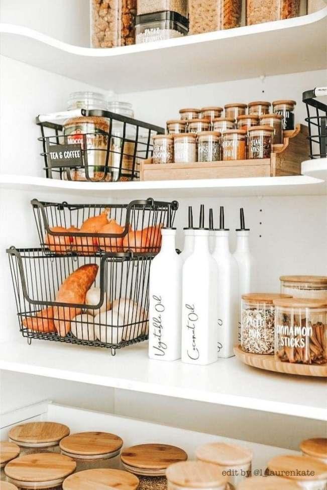 Astuces organisation et rangements gain de place pour petite cuisine