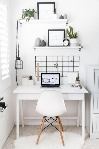 Idées bureau femme petit espace