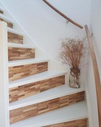 Idées stickers escaliers