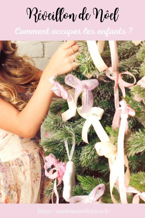 Occuper les enfants le soir du réveillon de Noël