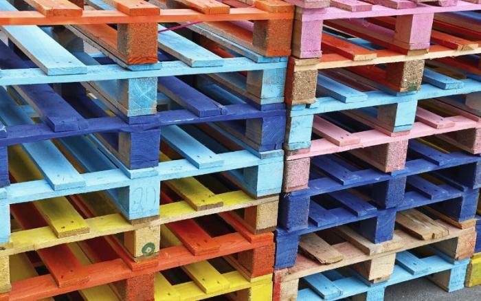 Trouver gratuitement des palettes de bois
