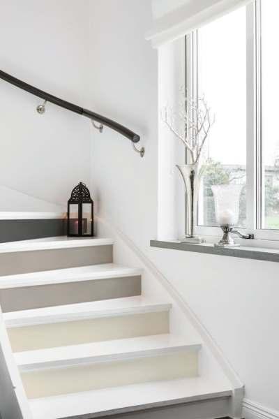 Peindre escaliers
