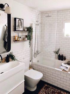 Small bathroom déco