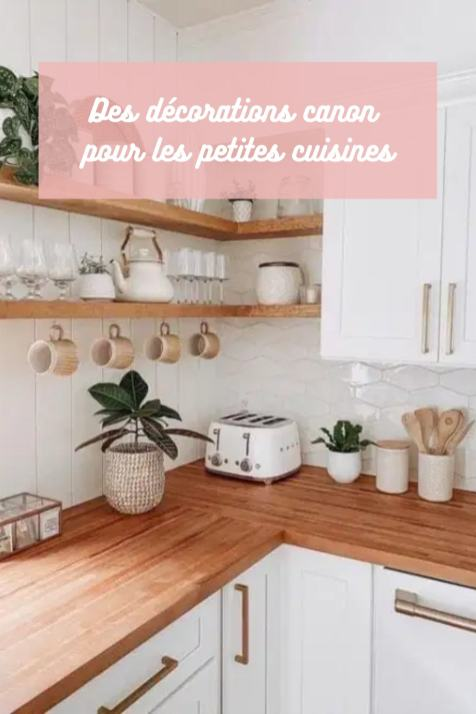 Idées décoration petite cuisine