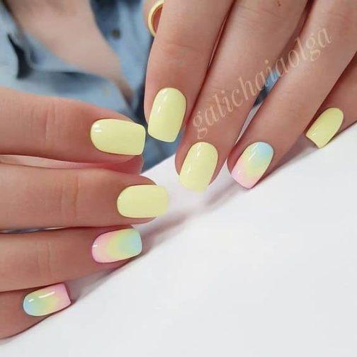 manucure pastel 2021 - blog lifestyle