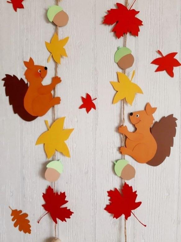 Activités automne enfants